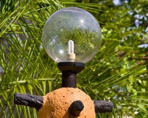 Lys upp trädgården med fina utelampor